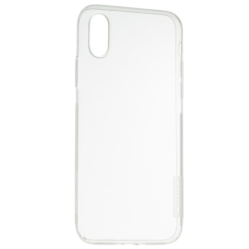 Husa silicon pentru Apple iPhone X, Clear Case, Transparent