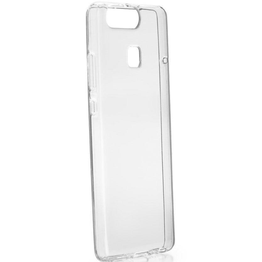 Husa silicon pentru Huawei P9, Clear Case, Transparent