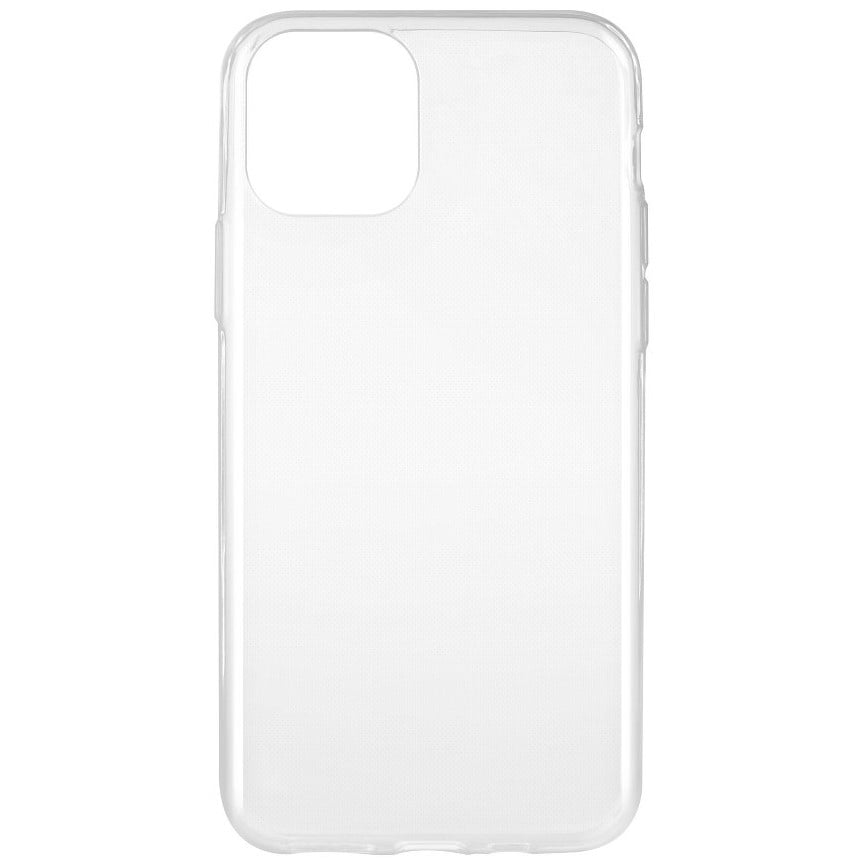 Husa silicon pentru Apple iPhone 11 Pro, Clear Case, Transparent
