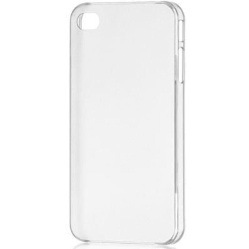 Husa silicon pentru Apple iPhone 4/ 4S, Clear Case, Transparent