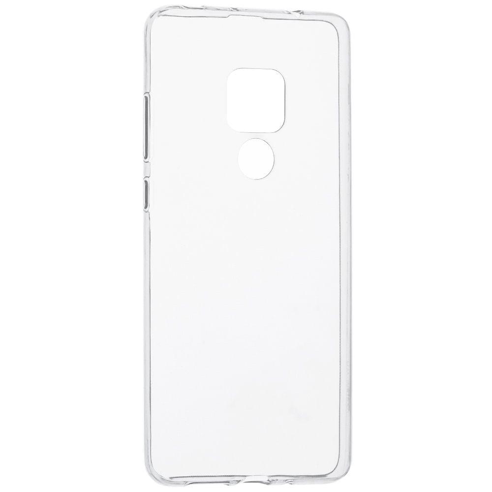Husa silicon pentru Huawei Mate 30 LITE, Clear Case, Transparent