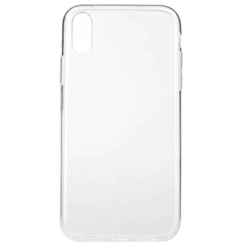 Husa silicon pentru Huawei P40 lite E, Clear Case, Transparent