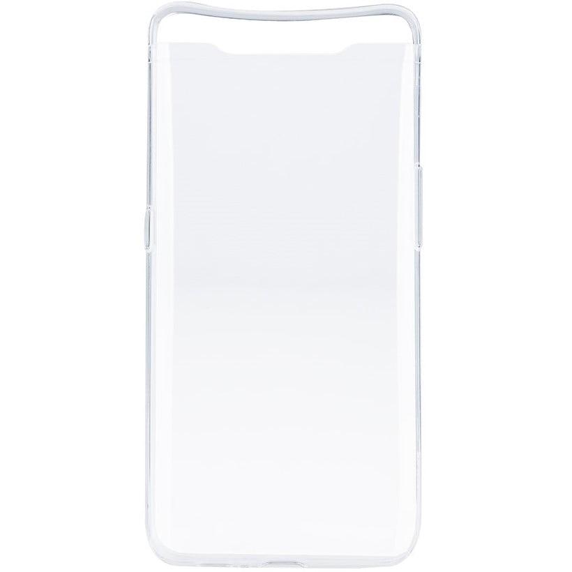 Husa silicon pentru Samsung Galaxy A90, Clear Case, Transparent