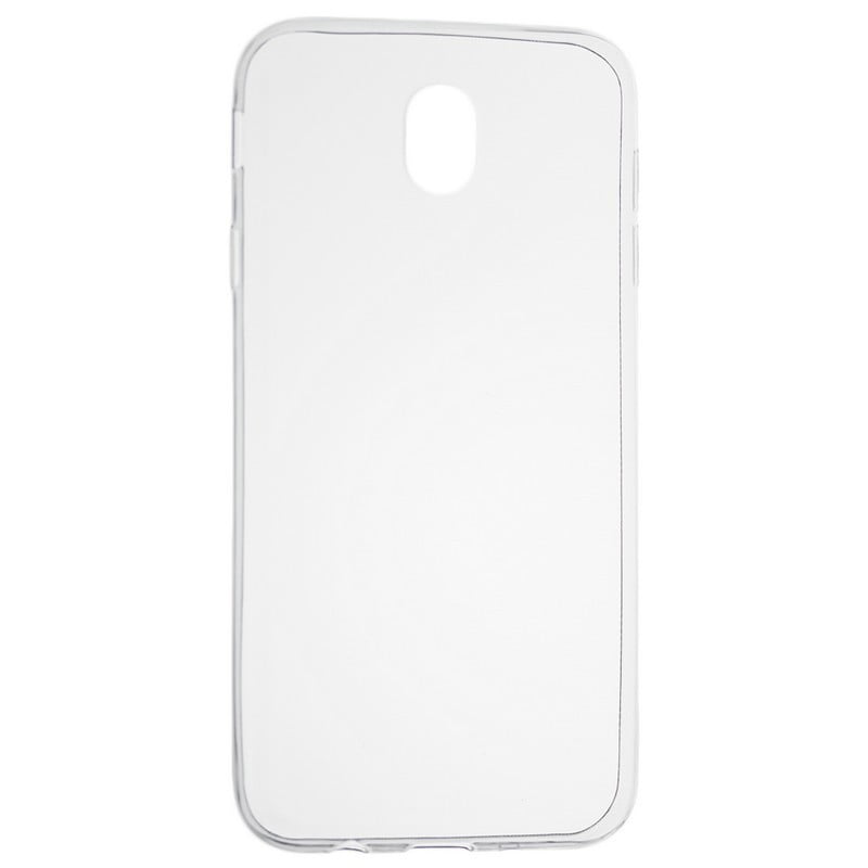 Husa silicon pentru Samsung Galaxy J7(2017), Clear Case, Transparent
