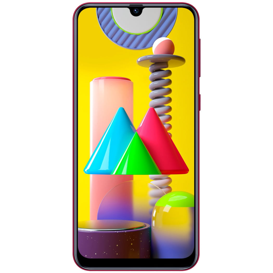 Telefon mobil Samsung Galaxy M31, Dual SIM, 64GB, 6GB RAM, 4G, Red
