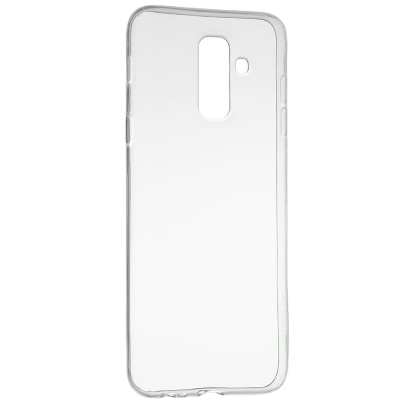 Husa silicon pentru Samsung Galaxy A6 Plus, Clear Case, Transparent