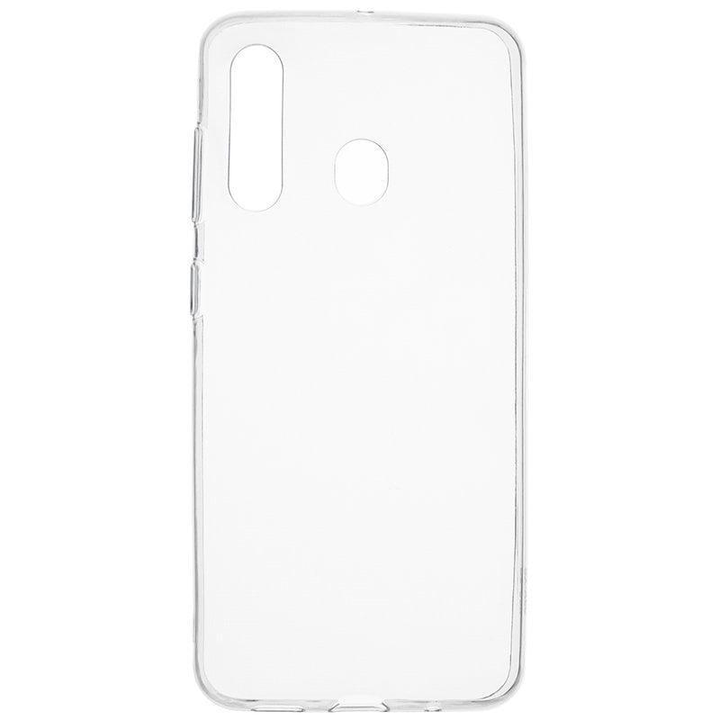 Husa silicon pentru Samsung Galaxy A60, Clear Case, Transparent