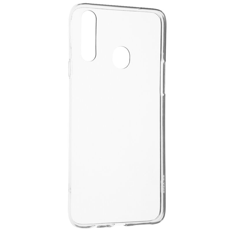 Husa silicon pentru Samsung Galaxy A30/ A20, Clear Case, Transparent