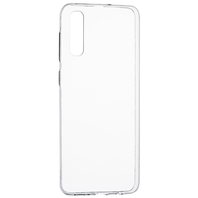 Husa silicon pentru Samsung Galaxy A50/ A50S/ A30S, Clear Case, Transparent