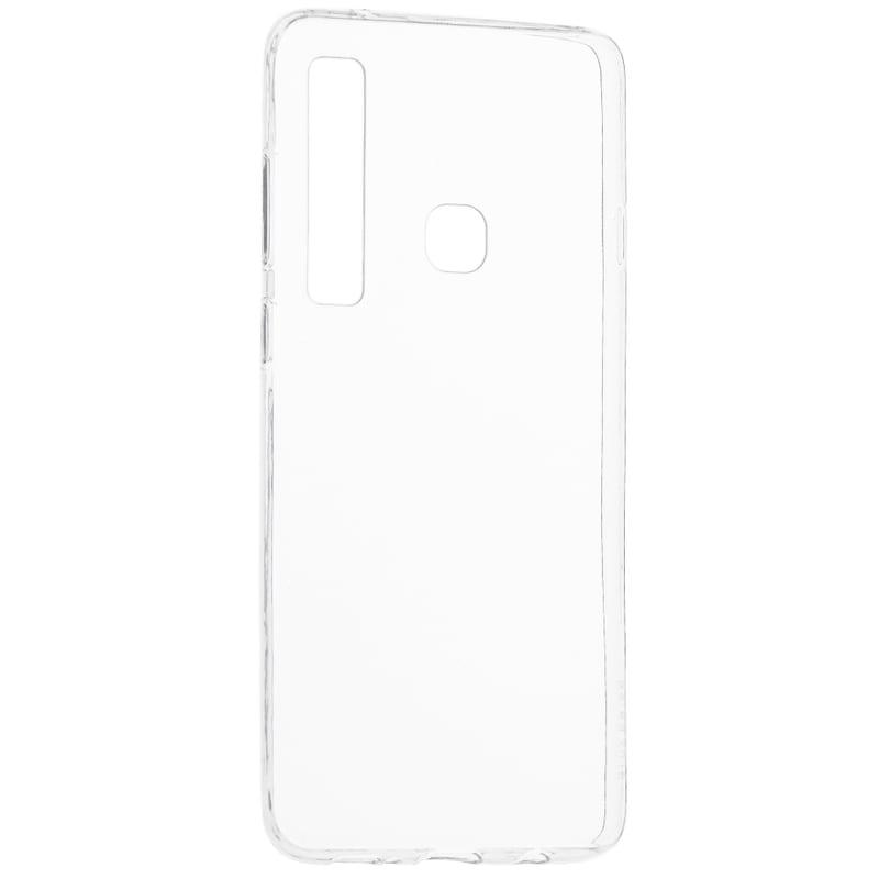 Husa silicon pentru Samsung Galaxy Galaxy A9 (2018), Clear Case, Transparent