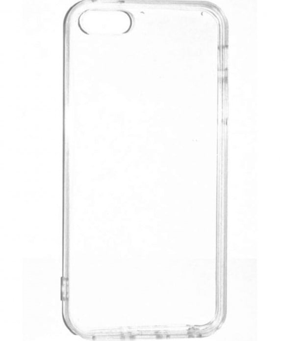 Husa silicon pentru Apple iPhone 5C, Clear Case, Transparent