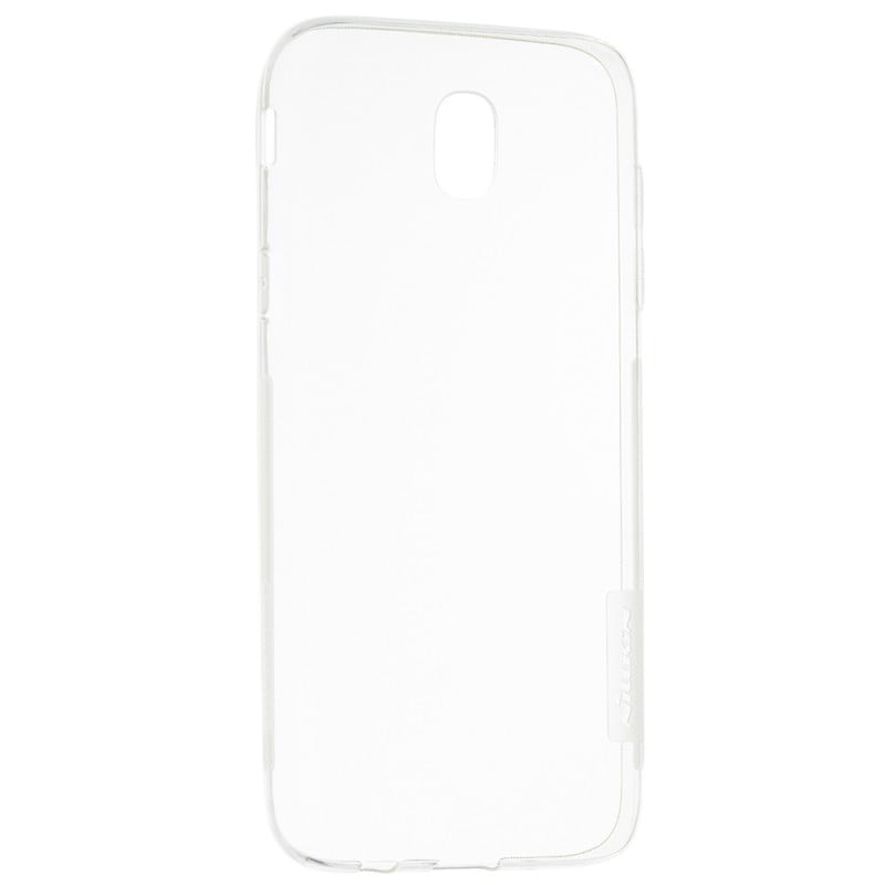 Husa silicon pentru Samsung Galaxy J5 (2017), Clear Case, Transparent