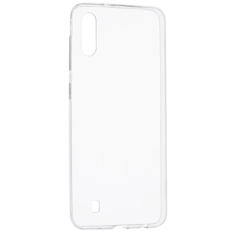 Husa silicon pentru Samsung Galaxy M10, Clear Case, Transparent