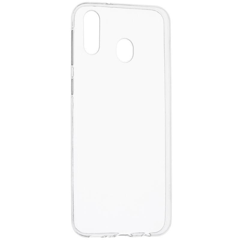 Husa silicon pentru Samsung Galaxy M20, Clear Case, Transparent