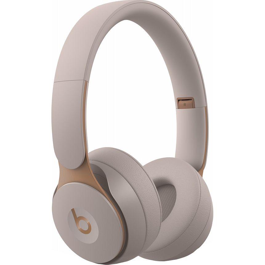 Casti audio On-Ear Beats Solo Pro, Wireless, Noise Cancelling, Grey