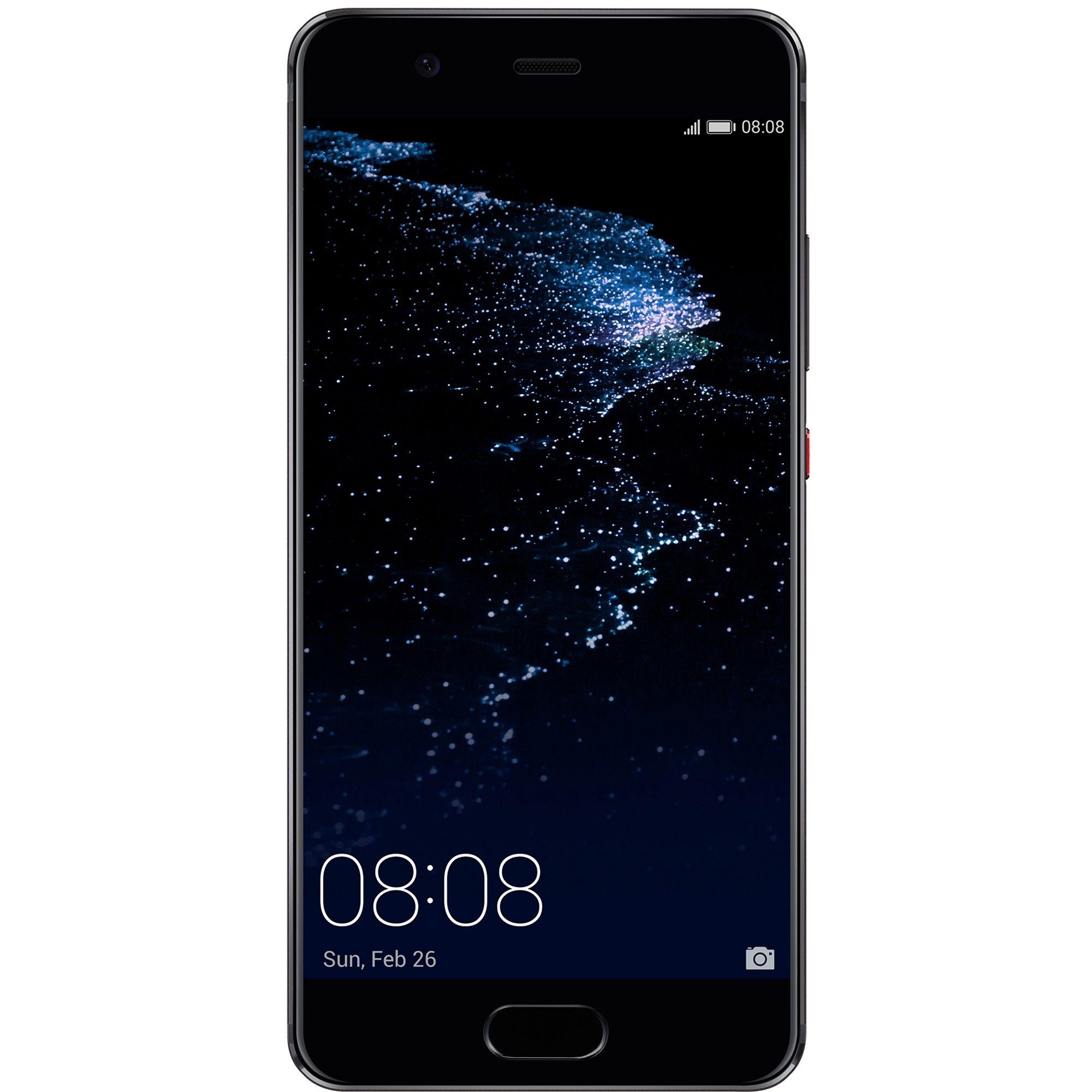 Telefon mobil Huawei P10, Single SIM, 64GB, 4GB RAM, Graphite Black