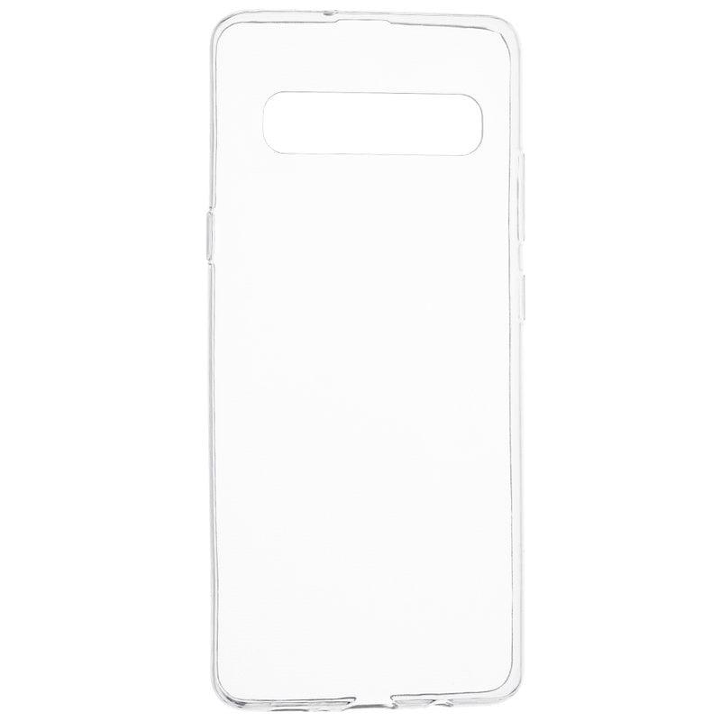 Husa silicon pentru Samsung Galaxy S10 Plus, Clear Case, Transparent