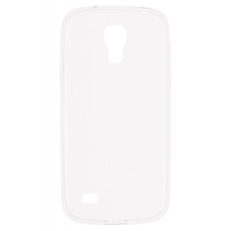 Husa silicon pentru Samsung Galaxy S4 Mini (I9190), Clear Case, Transparent