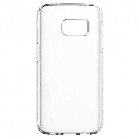Husa silicon pentru Samsung Galaxy S7 (G930), Clear Case, Transparent