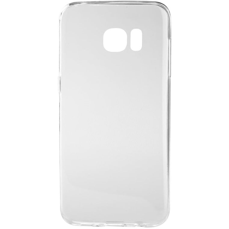 Husa silicon pentru Samsung Galaxy S7 Edge (G935), Clear Case, Transparent