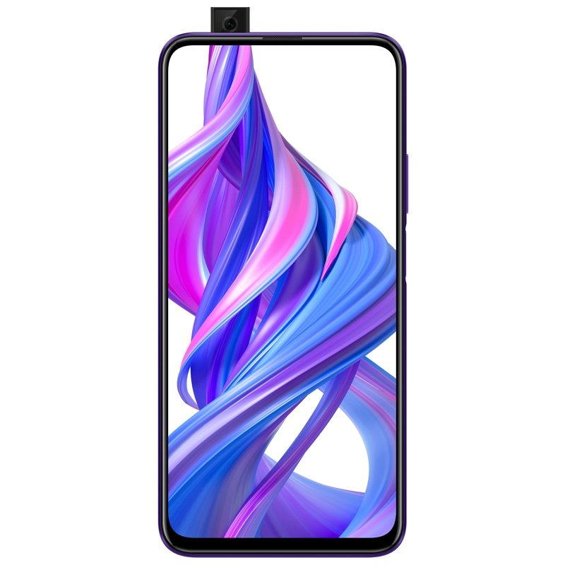 Telefon mobil Honor 9X Pro, Dual SIM, 256GB, 6GB RAM, 4G, Purple
