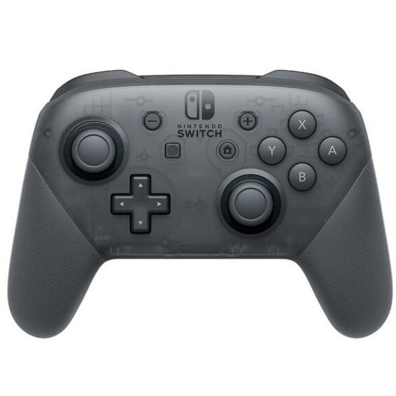 Controller Pro NSP140 pentru Nintendo Switch, Black