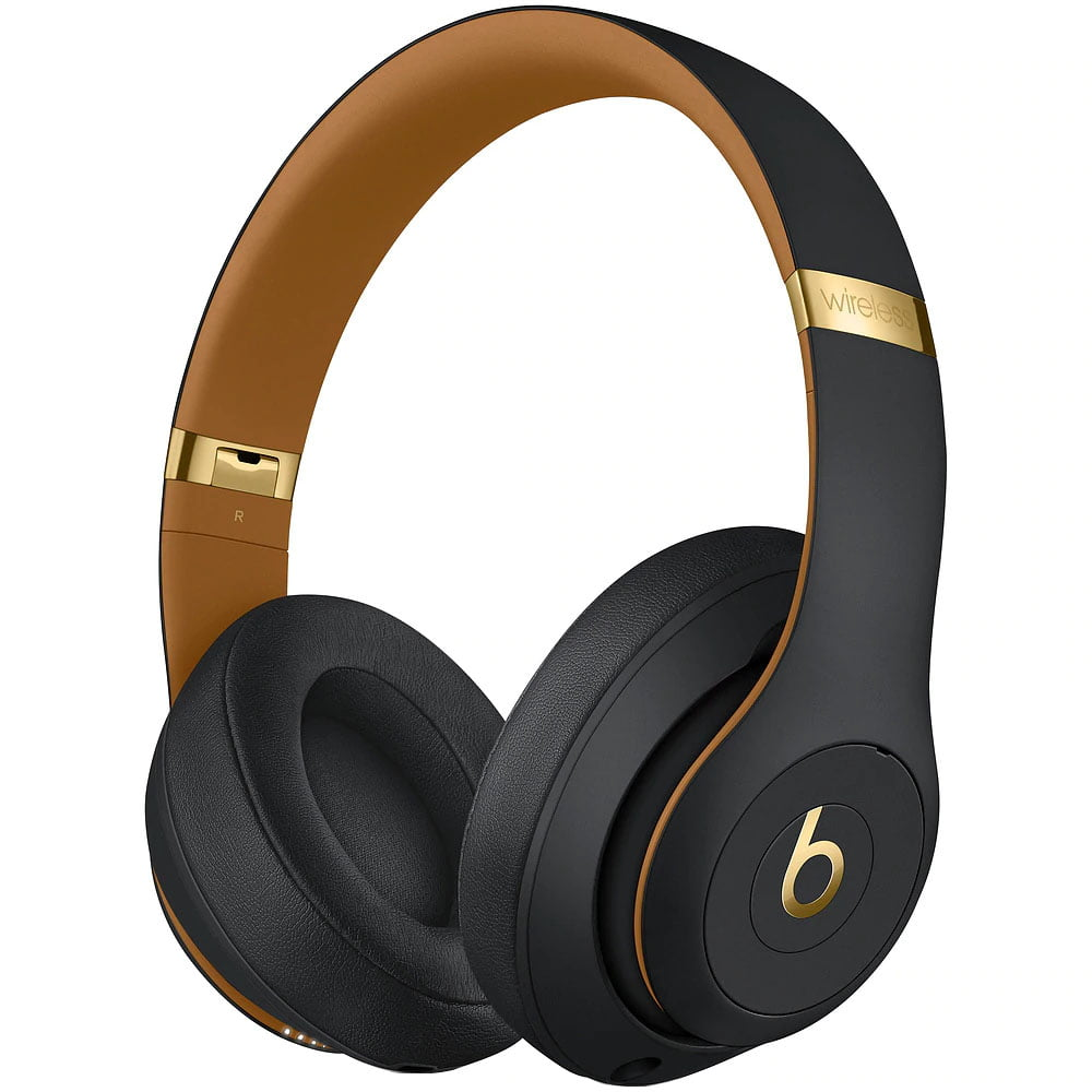 Casti Beats Studio 3 Wireless, Over-Ear, Skyline Collection, Midnight Black