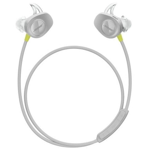 Casti In-Ear Bose SoundSport, Wireless, Citron