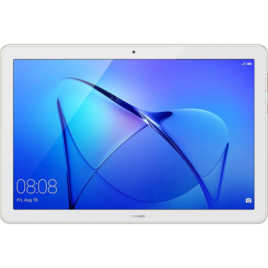 "Tableta Huawei Mediapad T5, Octa Core 2.36 GHz, 10.1"", 3GB RAM, 32GB, Wi-Fi, Luxurious Gold"