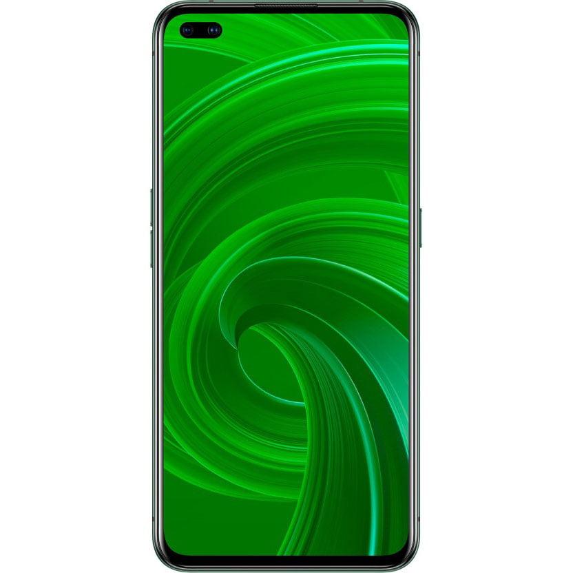 Telefon mobil Realme X50 Pro, Dual SIM, 128GB, 8GB RAM, 5G, Moss Green