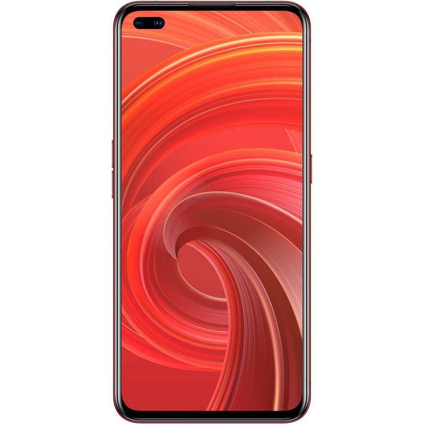 Telefon mobil Realme X50 Pro, Dual SIM, 256GB, 12GB RAM, 5G, Rust Red