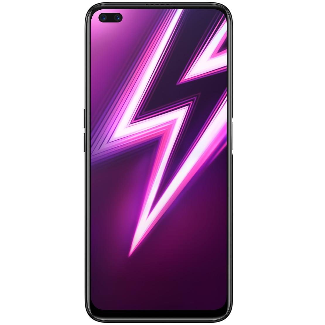 Telefon mobil Realme 6 Pro, Dual SIM, 128GB, 8GB RAM, 4G, Lightning Red