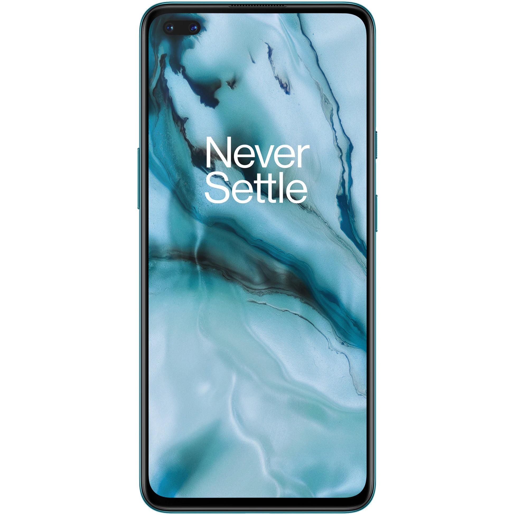 Telefon mobil OnePlus Nord, Dual SIM, 128GB, 8GB RAM, 5G, Blue Marble