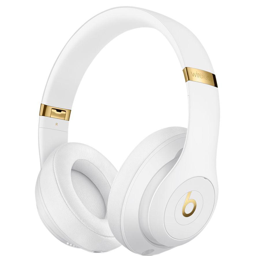 Casti audio On-Ear Beats Studio 3, Wireless, Noise Cancelling, White