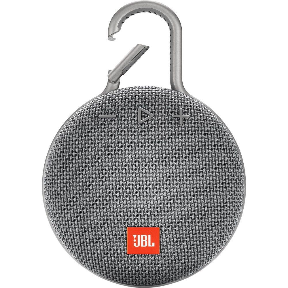 Boxa portabila JBL Clip 3, Bluetooth, IPX7 Waterproof, Gray