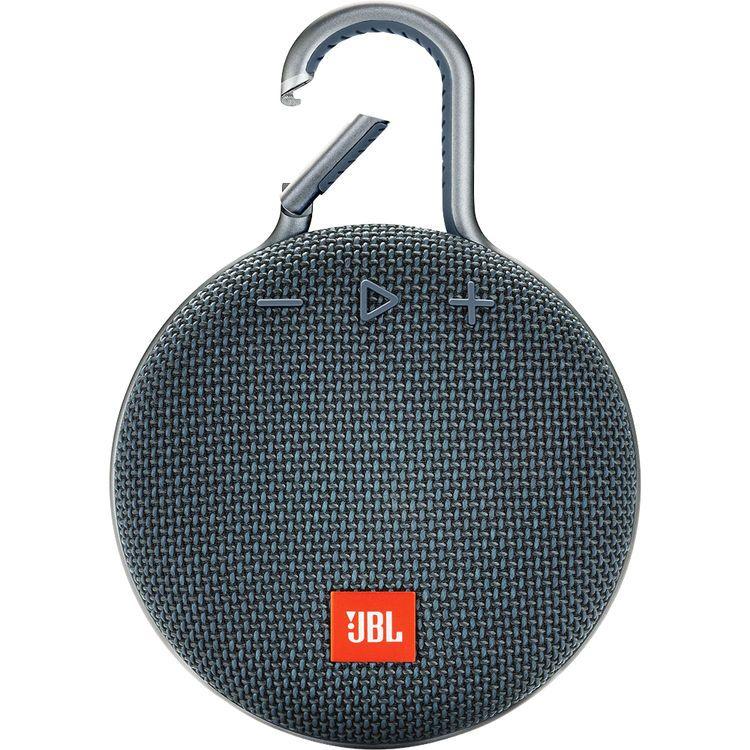 Boxa portabila JBL Clip 3, Bluetooth, IPX7 Waterproof, Blue