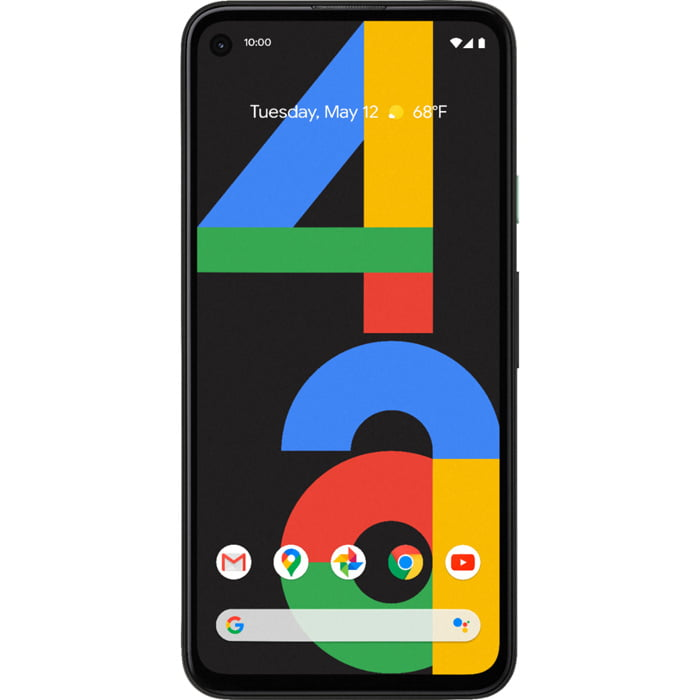 Telefon mobil Google Pixel 4a, 128GB, 6GB RAM, 4G, Just Black