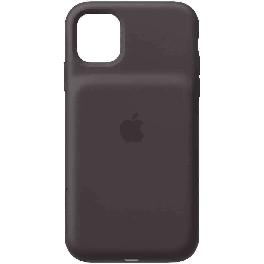 Carcasa Smart Battery Case pentru Apple iPhone 11, Wireless Charging, Black