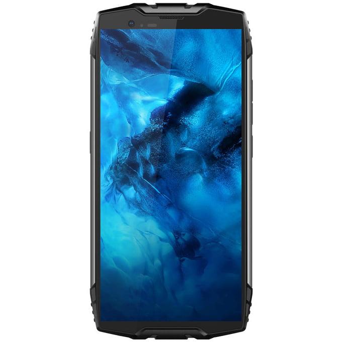 Telefon mobil Blackview BV6800 Pro, Dual SIM, 64GB, 4GB RAM, 4G, Black
