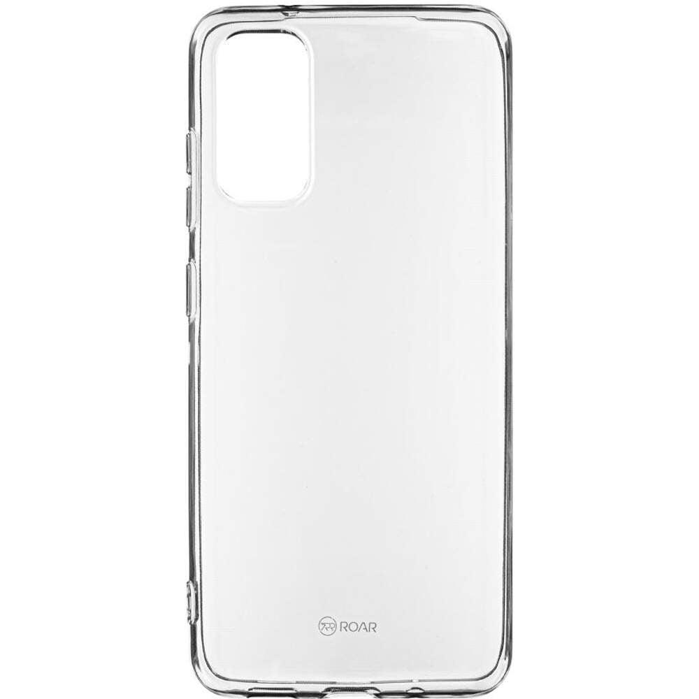 Husa Silicon Roar Jelly pentru Samsung Galaxy Note 20 Ultra, Transparent