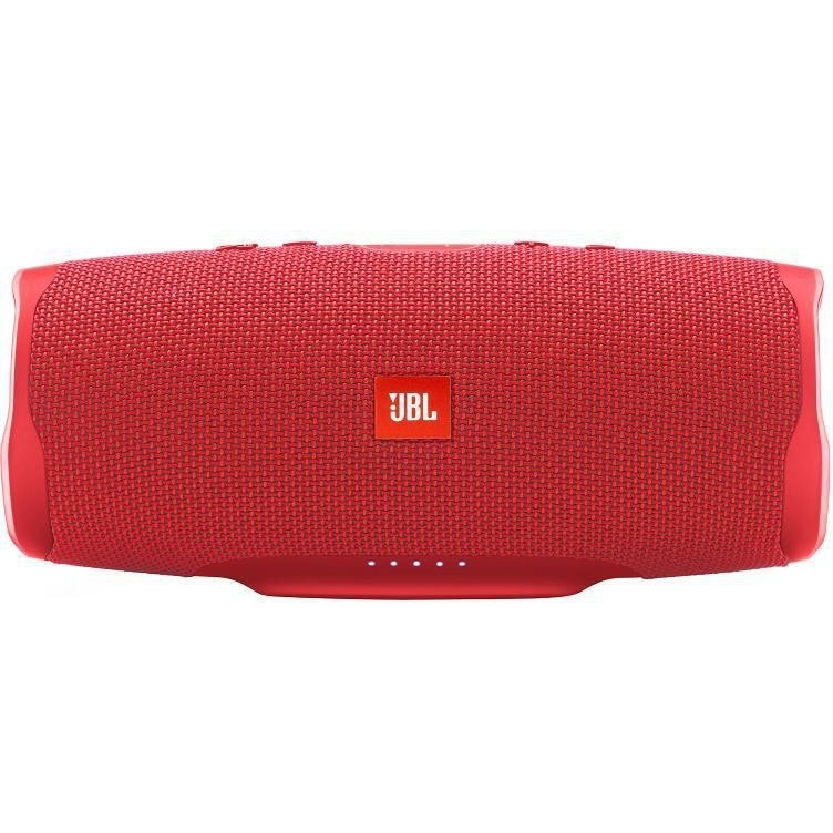 Boxa portabila JBL Charge 4, Wireless, Bluetooth, Powerbank 7500mAh, IPX7 Waterproof, Red