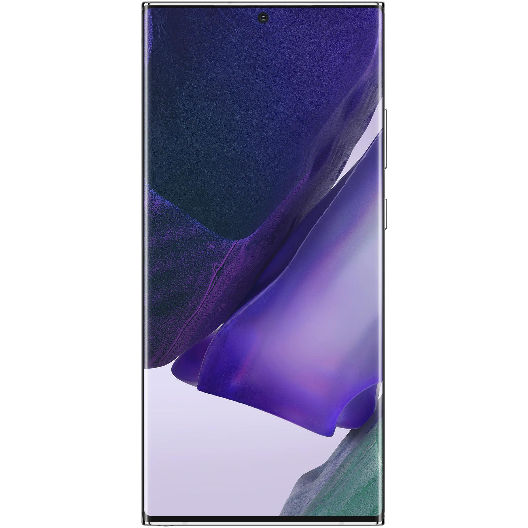 Telefon mobil Samsung Galaxy Note 20 Ultra, Dual SIM, 256GB, 12GB RAM, 5G, Mystic White