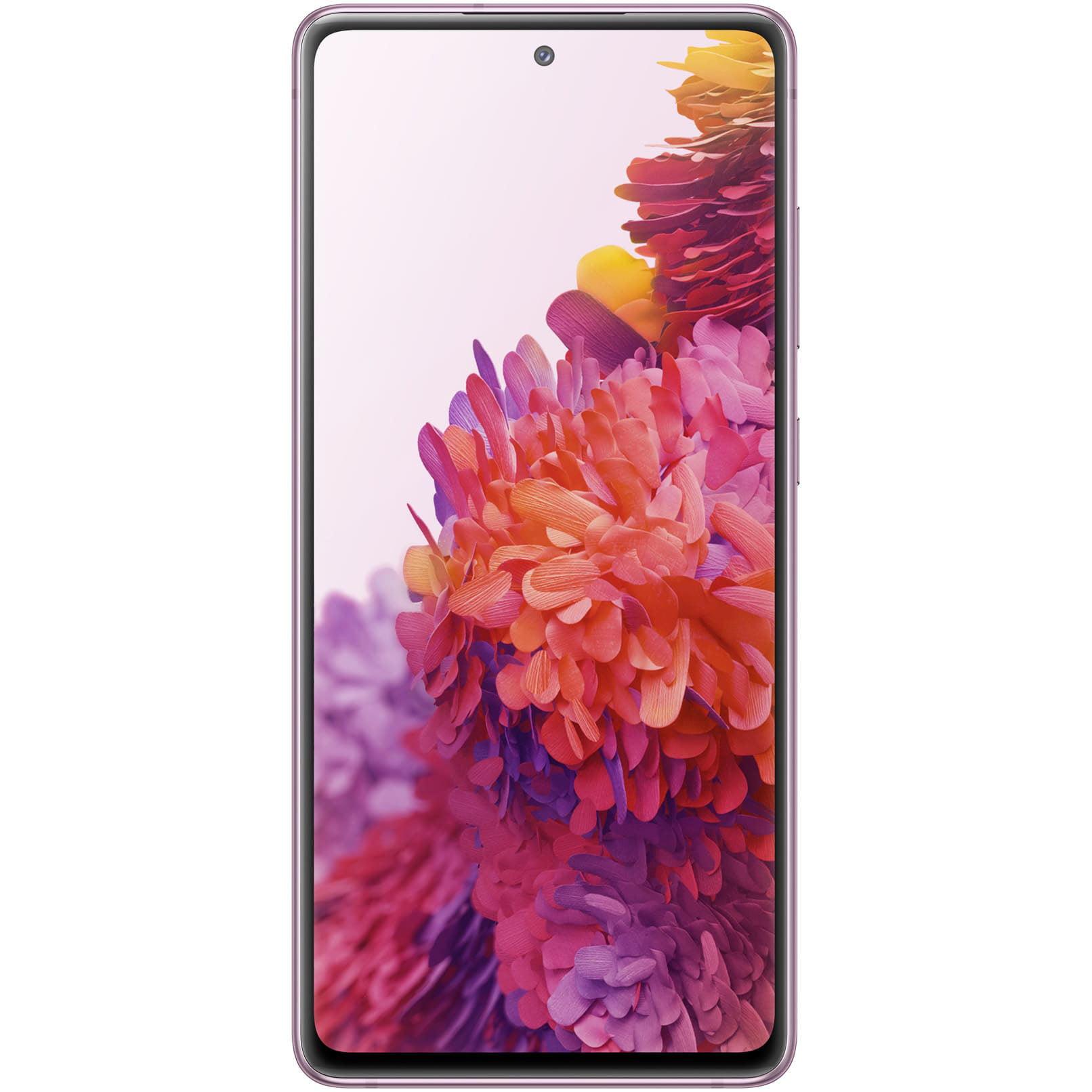 Telefon mobil Samsung Galaxy S20 FE, Dual SIM, 128GB, 6GB RAM, 4G, Cloud Lavender