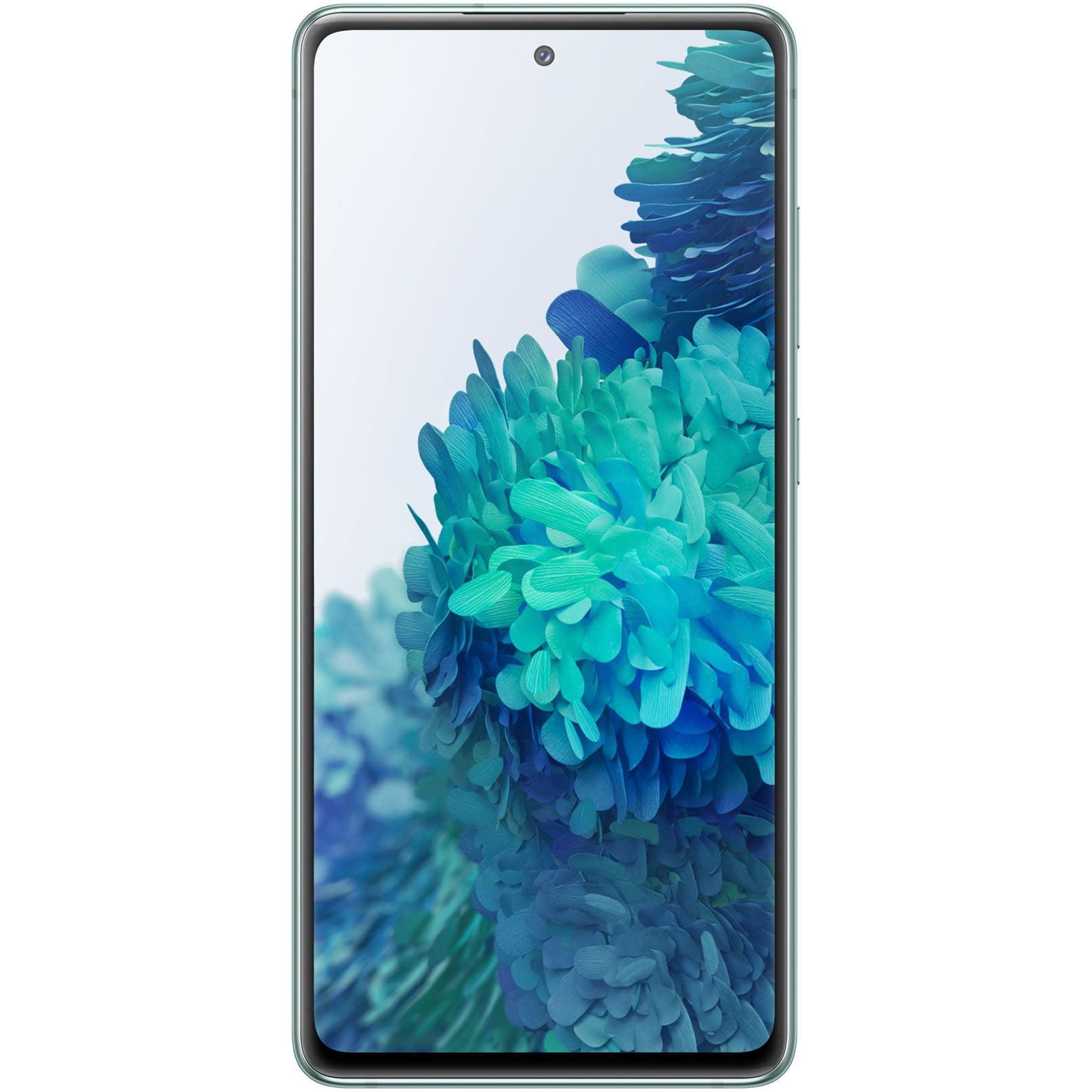 Telefon mobil Samsung Galaxy S20 FE, Dual SIM, 128GB, 6GB RAM, 4G, Cloud Mint