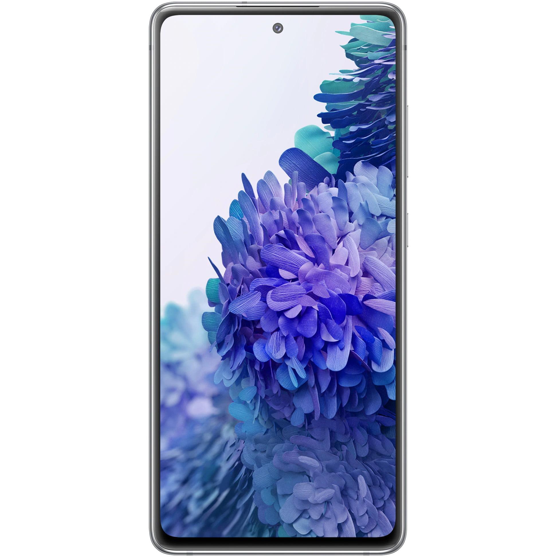 Telefon mobil Samsung Galaxy S20 FE, Dual SIM, 128GB, 6GB RAM, 5G, Cloud White