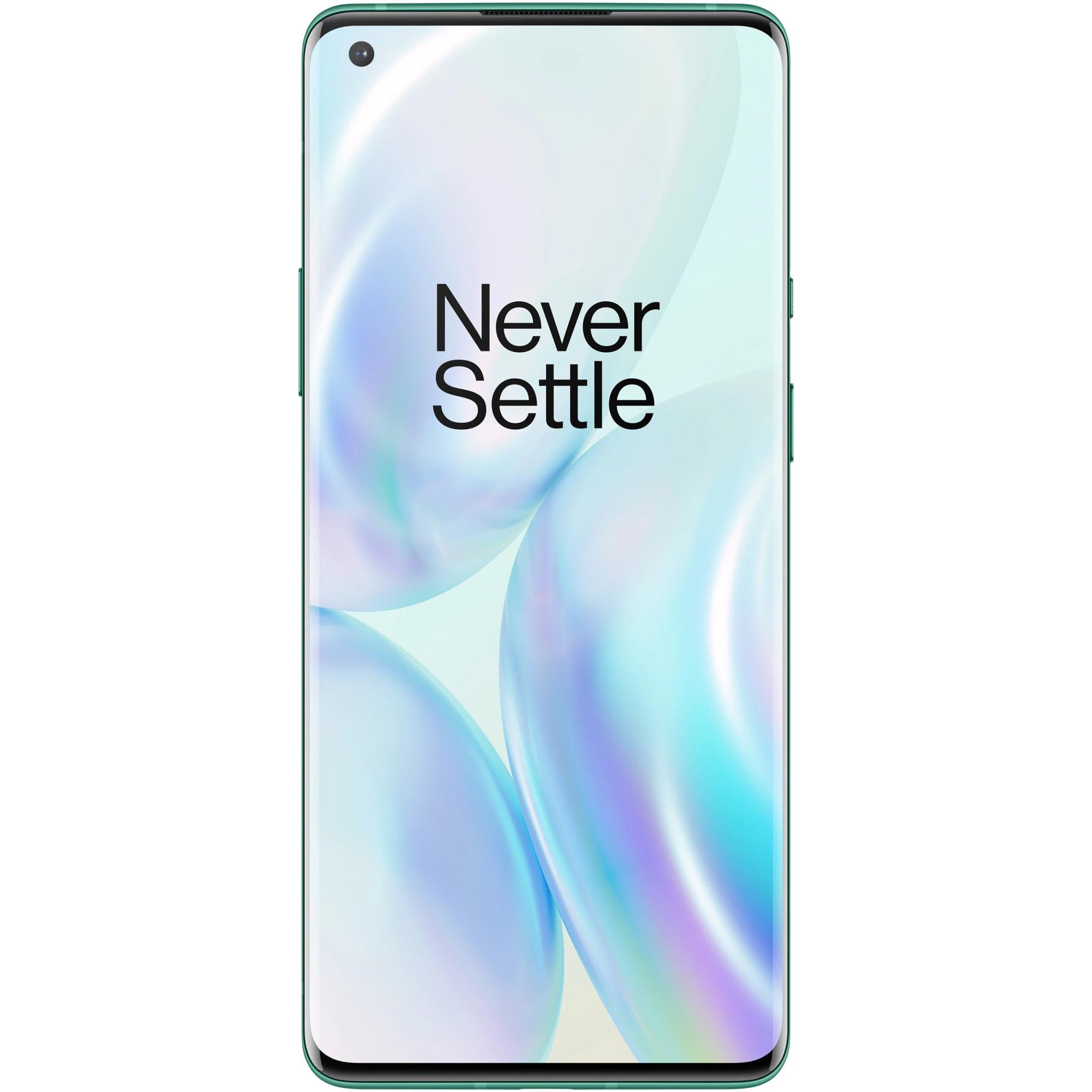 Telefon mobil OnePlus 8 Pro, Dual SIM, 128GB, 8GB RAM, 5G, Glacial Green