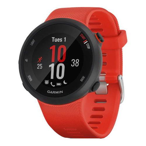 Ceas Smartwatch Garmin Forerunner 45, 42mm, Lava Red