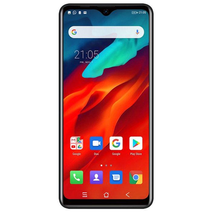 Telefon mobil Blackview A80 Pro, Dual SIM, 64GB, 4GB RAM, 4G, Black