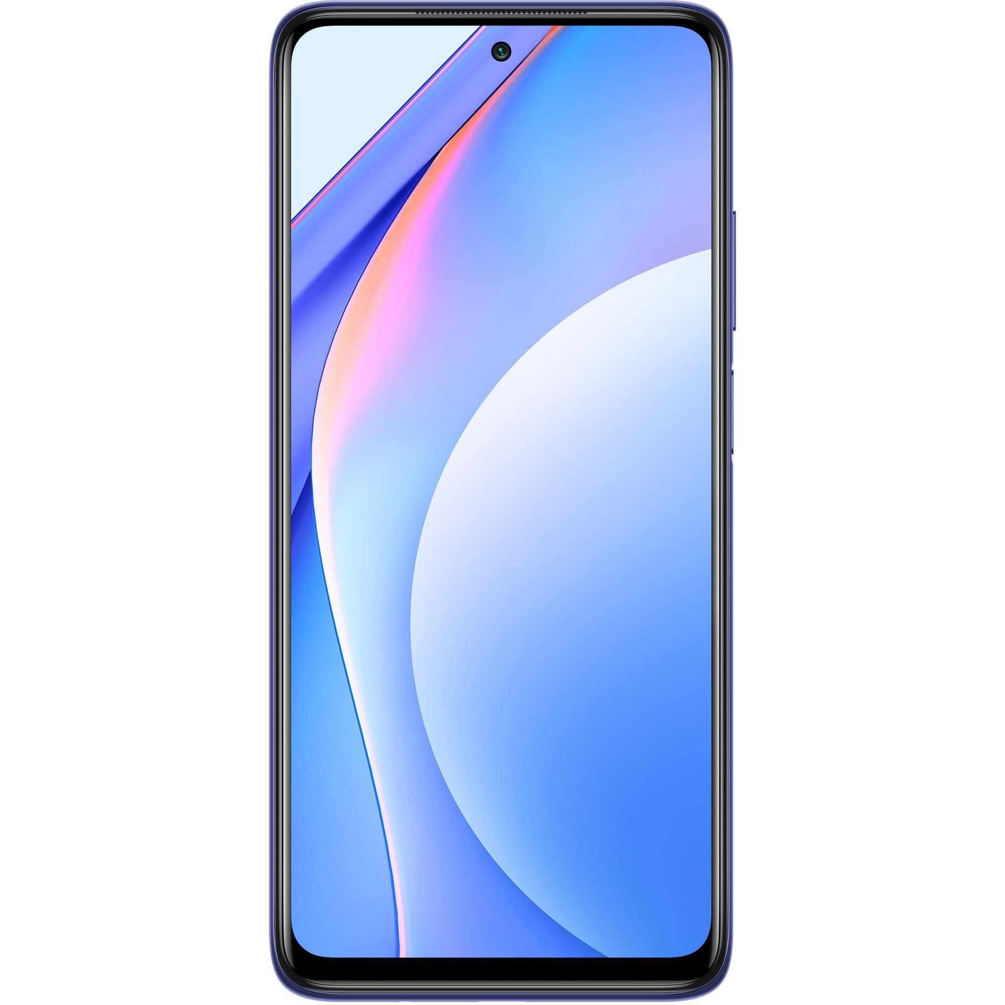 Telefon mobil Xiaomi Mi 10T Lite, Dual SIM, 64GB, 6GB RAM, 5G, Atlantic Blue