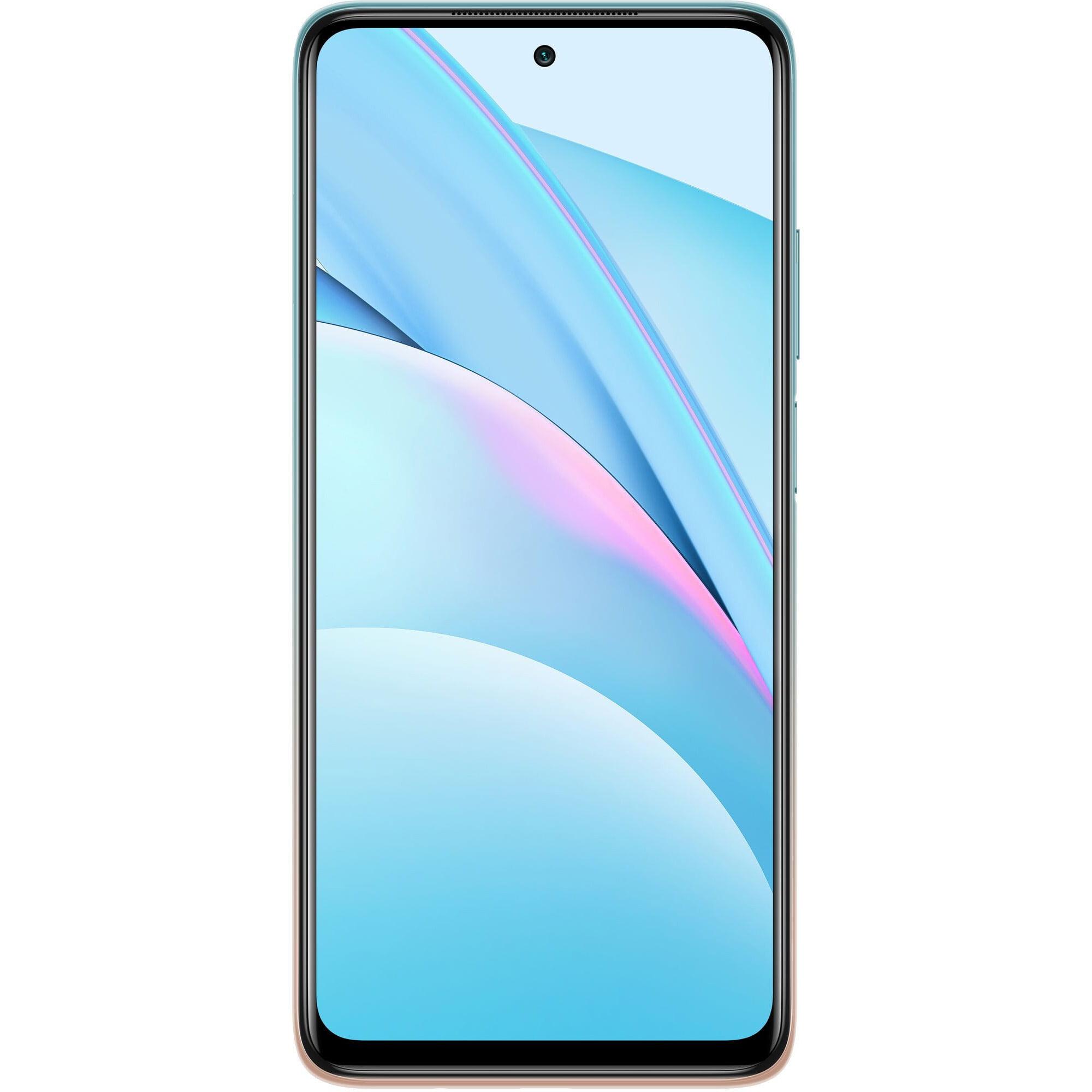 Telefon mobil Xiaomi Mi 10T Lite, Dual SIM, 64GB, 6GB RAM, 5G, Rose Gold Beach